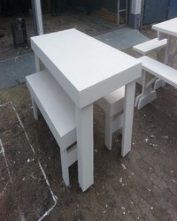white benches for sale