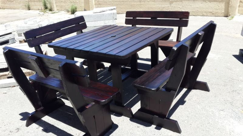Outdoor Benches Garden Amp Patio Furniture By V Amp M