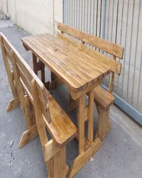 Garden benches, Patio benches by V M Benches