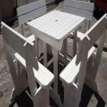 White Master Benches