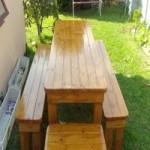 Wooden Furniture for Garden