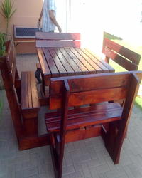 patio benches capetown, picnic benches cape town