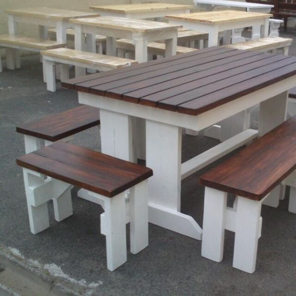 Outdoor Lights Cape Town: Garden Benches, Outdoor Benches & Outdoor Furniture