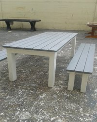 durable benches, wooden treated benches and garden benches for outdoor use