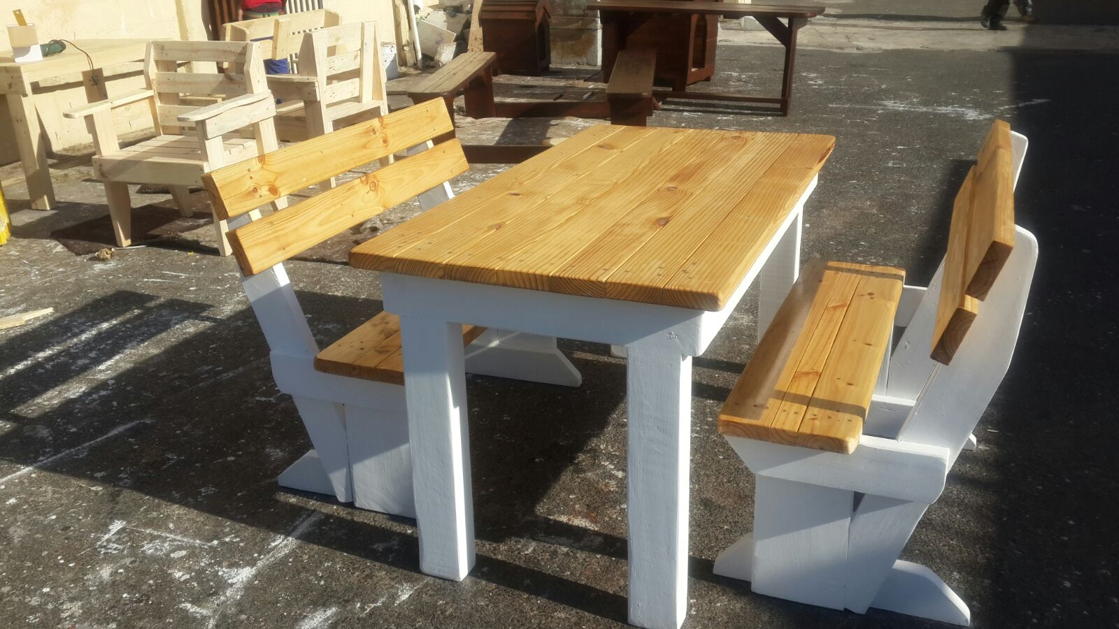 Garden Benches, Outdoor Benches, Outdoor Furniture, Patio Benches, Outdoor Benches, Wooden ...